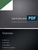 Getion.ro General