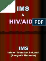 Materi Presentasi Ims Dan Hiv Aids