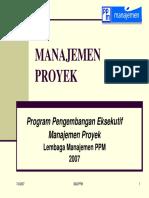 EBOOK - Presentasi Pengantar Manajemen Proyek.pdf
