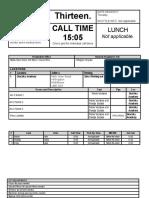 Call Sheet (2)