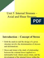 Interanl stresses Lec9