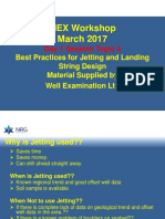 Best Practices for Jetting 1