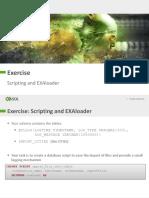 5Exasol Exercise Skripting IMPORT.en