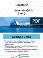 Chap 03b Decision Analysis