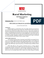 Rural Marketing Assignment.pdf