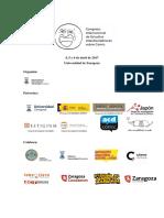 Programa Definitivo CIEIC. Universidad de Zaragoza