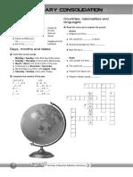 Macmillan Pulse 1 Vocabulary and Grammar Consolidation