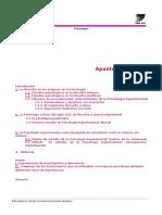 Apunte de Cátedra 1 Introducción Filosófica y Epistemológica a La Psicología