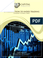 Introduction to Index Trading