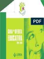 Passaporte Pré-escolar - Guia Da Oferta Educativa 2014-2015
