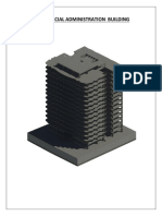 Commercial Administration Building - Calculation