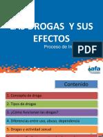 Drogas y Sus Efectos 15 Junio 2015