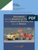 Seguridad en Los Equipos de Trabajo d l Industria Extractiva d Aridos