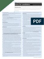 Summary Regulation Notice 2016