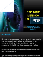 Percy Sindrome Meningoencefalico