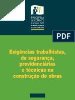 Combate a informalidade Constcivil-PR