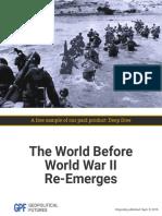 World Before World War II