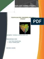 Informe Analisis Estructural Corregido