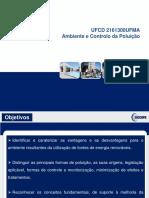 Doc14 - Apresentação_Ambiente e Controlo Da Poluição_1