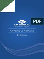 Catalogo General IBCA