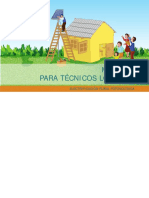 Manual Para Técnicos instalacion energia solar