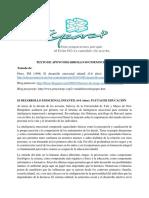 NP75_Desarrollo Socioemocional Infantil