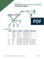 10.3.1.2 Packet Tracer - Skills Integration Challenge Instructions.docx