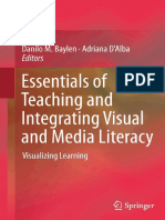 Essentials of Teaching and Integrating Visual and Media Literacy - Danilo M. Baylen, Adriana D'Alba
