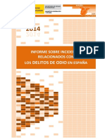 ES - Informe Delitos de Odio 2014 (Min Interior).pdf