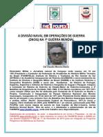 A Divisão Naval Em Operações de Guerra