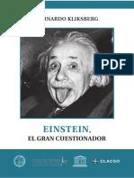 Einstein El Gran Cuestionador