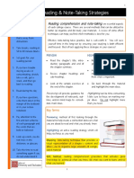 effectivereading-andnote-takingstrategies