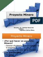 Introduccion proyecto minero