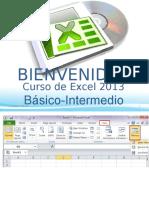Curso Excel 2013