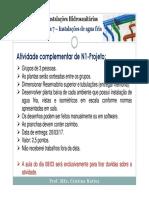 Aula 7 - Agua Fria - Atividade N1.pdf
