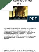 Expo. Contaminacion Del Aire