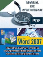 Guia Practica de Microsfot Word 2007 Completa 2017-1b Actualizado