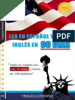 Lea en Español y Hable Inglés en 90 Días - Francisco G. Hernandez M.