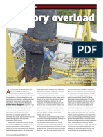 Dingo Feature in International Mining Article_Sensory Overload_November 2014 Issue