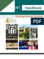 DPD Student Handbook Updated MARCH 27 2017