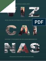 Vizcaínas en el Centro Histórico de la cd. de México. Historia y etnografía de un lugar emblemático.pdf