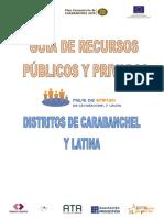 Guia_recursos_ Distrit Carabanchel y Latina_2016