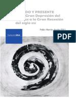 Pasado y Presente de La Gran Depresion