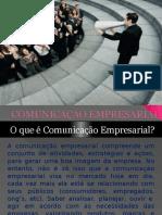 Comunicação Interna e Externa