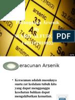 Penanganan Arsen