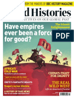 World Histories - April - May 2017