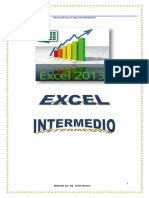 Manual Excel 2013 Intermedio 13-11-14