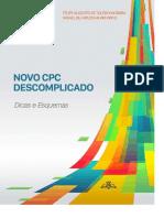 E-book - Novo Cpc Descomplicado - Dicas e Esquemas