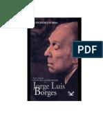 Charbonnier Georges - El Escritor Y Su Obra - Entrevistas de Georges Charbonnier Con Jorge Luis Borges