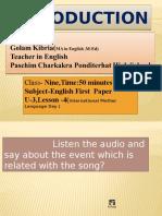 International Mother Language Day /21st February